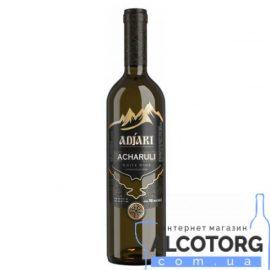 Вино Аджарі Ачалурі біле напівсолодке, Adjari Achuruli 0,75 л.